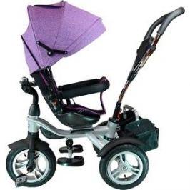 Велосипед трехколёсный Farfello TSTX6688-4 фиолетовый