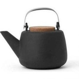 Заварочный чайник 1.2 л с ситечком Viva Nicola (V36103)