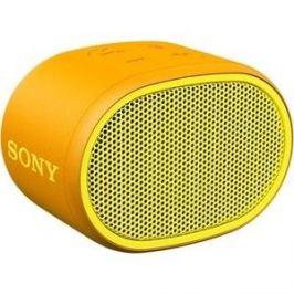 Портативная колонка Sony SRS-XB01 yellow