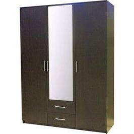 Шкаф Шарм-Дизайн Уют 150x52x200 венге