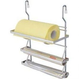 Держатель для полотенца и фольги Lider тройной (4003)