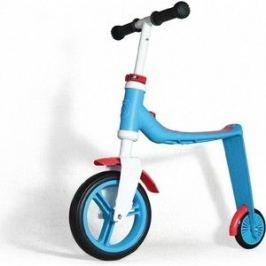 Самокат 2 в 1 Scoot&Ride Highwaybaby голубой