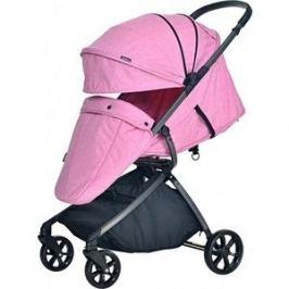 Коляска прогулочная Everflo Easy guard pink E-338 (ПП100004070)