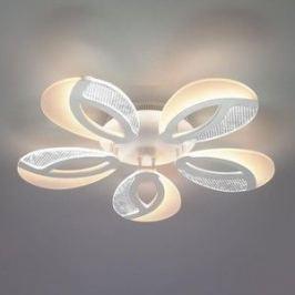 Потолочная светодиодная люстра Eurosvet 90140/5 белый