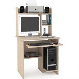 Стол компьютерный Моби Комфорт 3СК дуб паллада