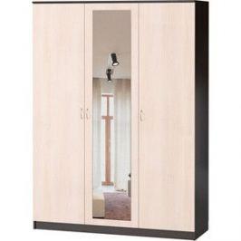 Шкаф комбинированный Гамма Лайт 150х60 вяз с зеркалом