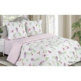 Комплект постельного белья Ecotex семейный, поплин Поэтика Чио-Рио (4660054342202)