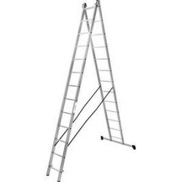 Лестница двухсекционная Олимп 2x13м (1220213A)