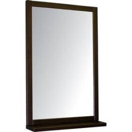 Зеркало навесное Мебелик BeautyStyle 5 темно-коричневый