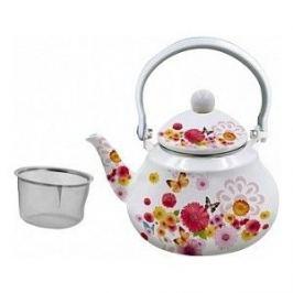 Чайник эмалированный 1.5 л Appetite Симфония (FT11-SM)