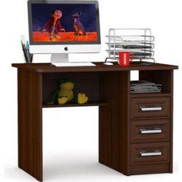 Стол письменный Мебельный двор С-МД-1-05 орех