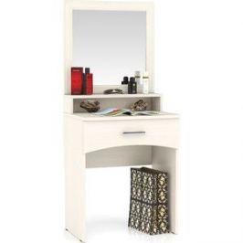 Столик туалетный с зеркалом Мебельный двор Белла дуб
