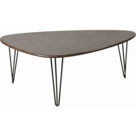 Стол журнальный Калифорния мебель Престон браун