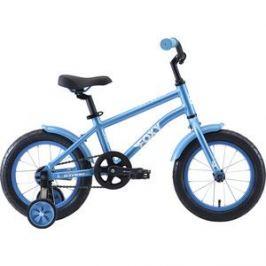 Велосипед Stark 20 Foxy 14 Boy голубой/белый