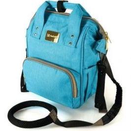 Рюкзак для мамы Farfello F2 голубой