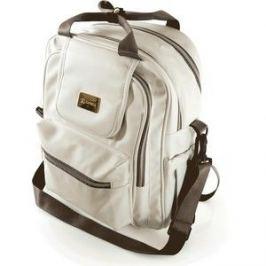 Рюкзак для мамы Farfello F4 белый