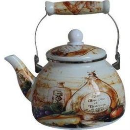 Чайник эмалированный 2.8 л MercuryHaus (MC-6553)