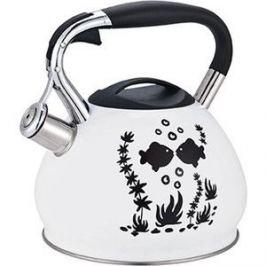 Чайник со свистком 3 л MercuryHaus (MC-6536)