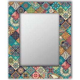Настенное зеркало Дом Корлеоне Арабская плитка 75x170 см