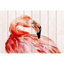 Картина на дереве Дом Корлеоне Фламинго 01-0289-40х60