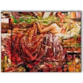 Картина с арт рамой Дом Корлеоне Сон 80x100 см