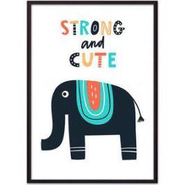 Постер в рамке Дом Корлеоне Слон