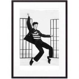 Постер в рамке Дом Корлеоне Элвис Пресли 40x60 см