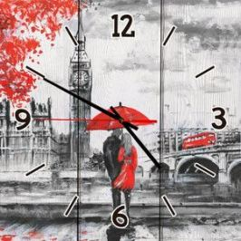 Настенные часы Дом Корлеоне Двое в Лондоне 30x30 см