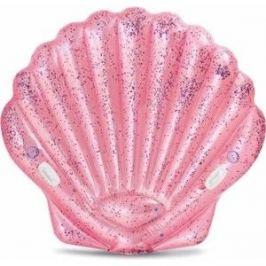 Надувное кресло Intex 57257 Розовая ракушка