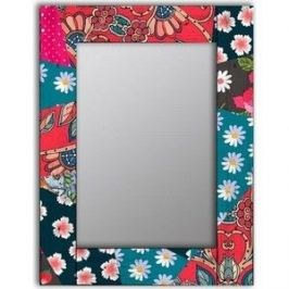 Настенное зеркало Дом Корлеоне Июль 55x55 см