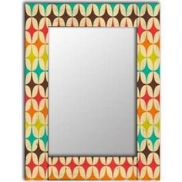 Настенное зеркало Дом Корлеоне Клермон 65x65 см