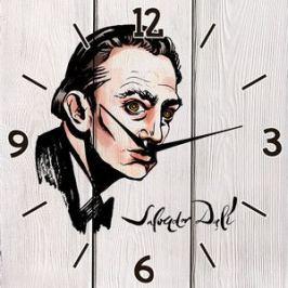Настенные часы Дом Корлеоне Сальвадор Дали 60x60 см