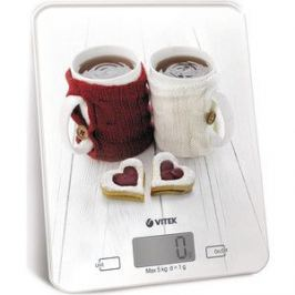 Весы кухонные Vitek VT-2424(W)
