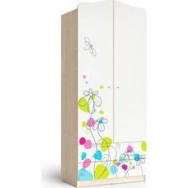 МК Мама Шкаф для детской Цветы