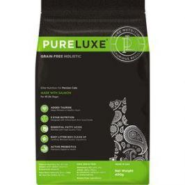Сухой корм PureLuxe для персидских кошек с лососем 5кг