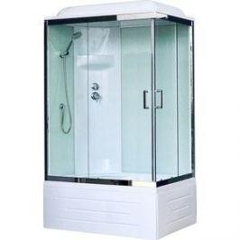 Душевая кабина Royal Bath ВР 120x80x217 прозрачная , левая (RB8120BP6-WT-CH-L)