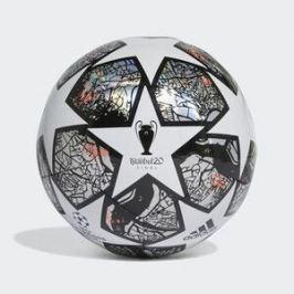 Мяч футбольный Adidas Finale 20 IST Training арт. FH7346, р.5, 26п, ТПУ, термосш, бело-черно-серебристый