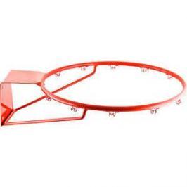 Кольцо баскетбольное Torres No. 7, диаметр 450 мм, метал. прут. 16 мм, цвет красный