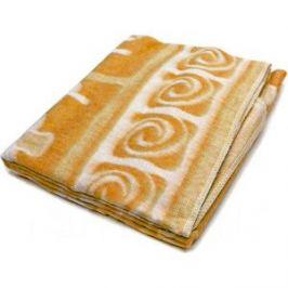 Одеяло детское байковое Ермолино х/б 118*100 Салатовый 57-6ЕТ Ж