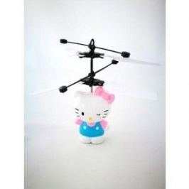Радиоуправляемый вертолет Robocar Poli Hello Kitty - 8633
