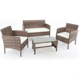 Комплект для отдыха Vinotti F0851 (стол+2 кресла+ диван)