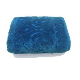 полотенце махр. CLEANELLY Инкоронарэ 50х90см синее, арт.2601-2528цв236