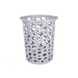 корзина для мусора Сорренто, 12 л, Без крышки, пластик, в ассортименте