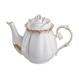 чайник заварочный Цветочная симфония 750мл фарфор