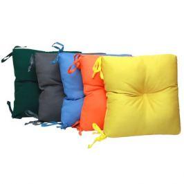 сиденье д/стула 35х35см в ассортименте /разные цвета/, арт.9040672