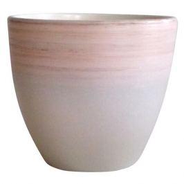 горшок керамический с поддоном, 2,4 л