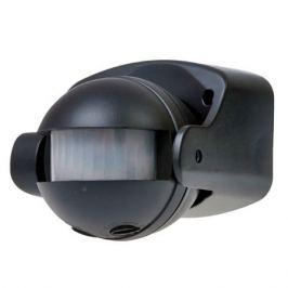 датчик движения 110 черный IP44 наружняя проводка