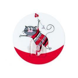крючок адгезивный Tatkraft FUNNY CATS Chucho