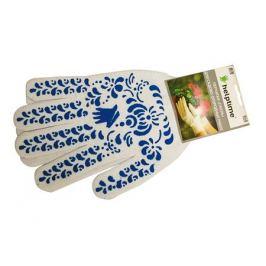 перчатки для садово-огородных работ Гжель Helptime 1 пара
