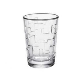 стакан Лабиринт 230мл высокий стекло